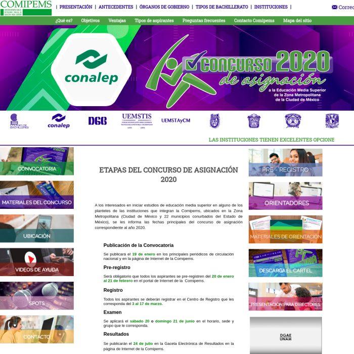 www.comipems.org.mx