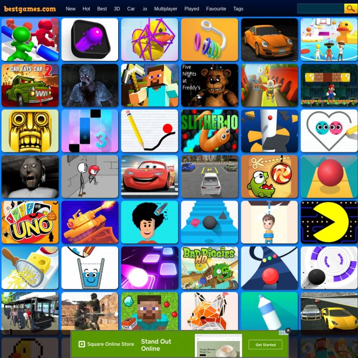 Bestgames Com Best Games Com Play Your Favorite Game Now