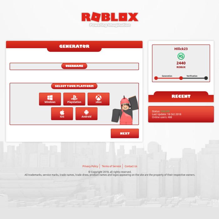 Free Robux Hack Roblox 2018 لم يسبق له مثيل الصور Tier3 Xyz