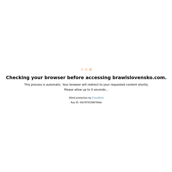 BrawlSlovensko.com