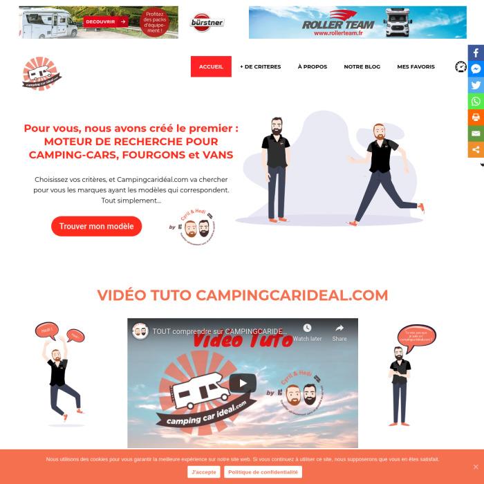 CamPingCarIdeal.com