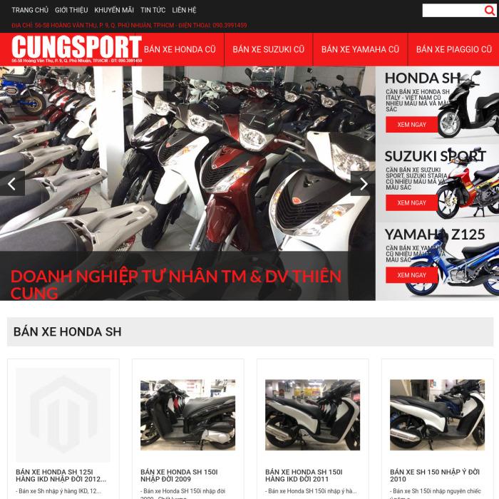 CungSport.com