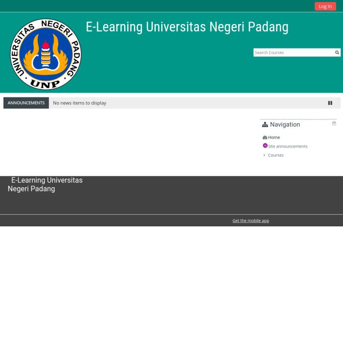 ELearning2.UNP.ac.id