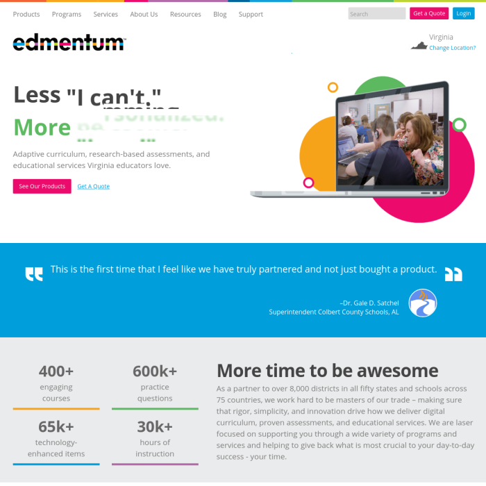 Edmentum.com