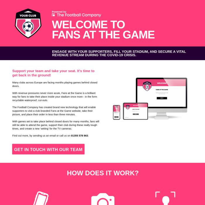 FansAtTheGame.co.uk