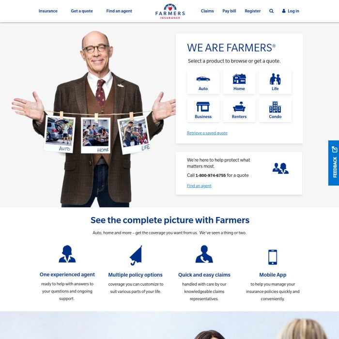 ️ Farmers.com - Login to Insurance Quotes for Home, Auto ...
