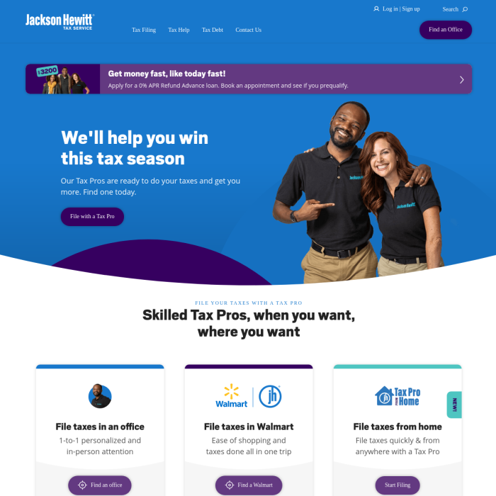 JacksonHewitt.com
