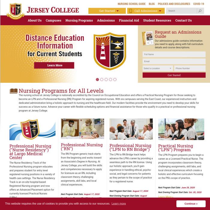 JerseyCollege.edu