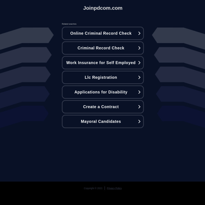 JoinPDcom.com