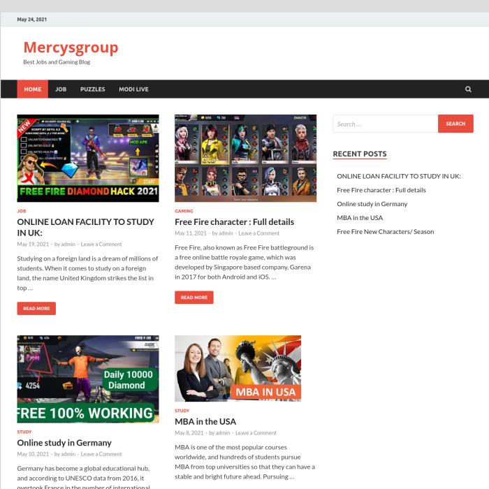 MercysGroup.com