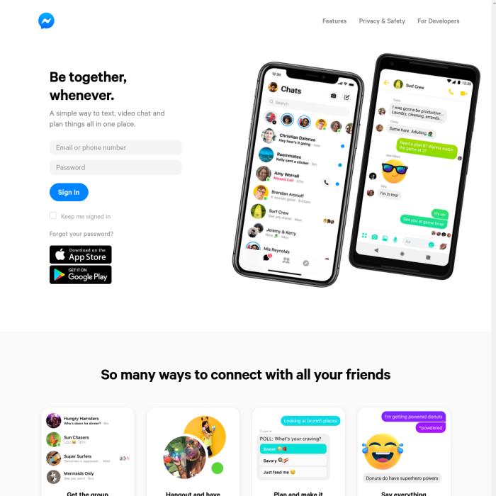 Messenger.com