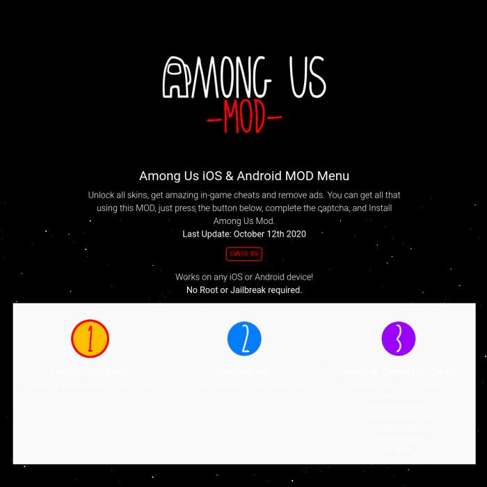 ModAmongUs.com