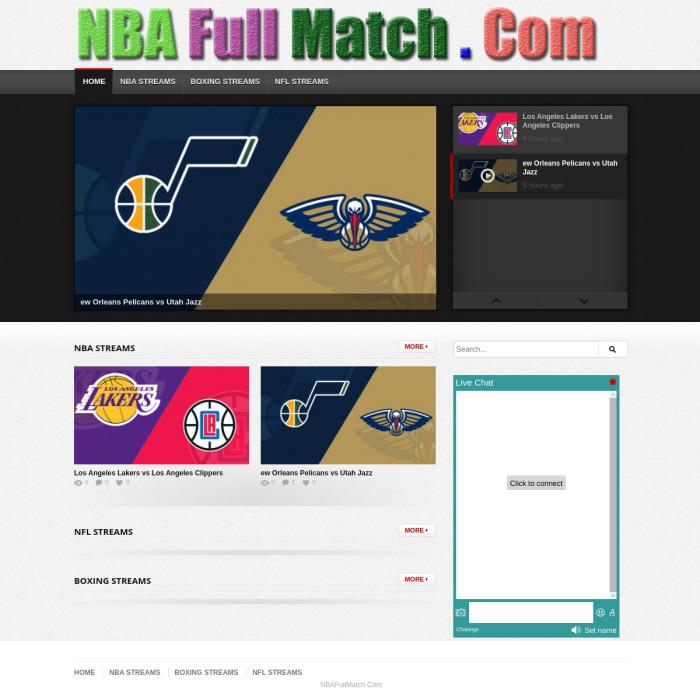 NBAFullMatch.com
