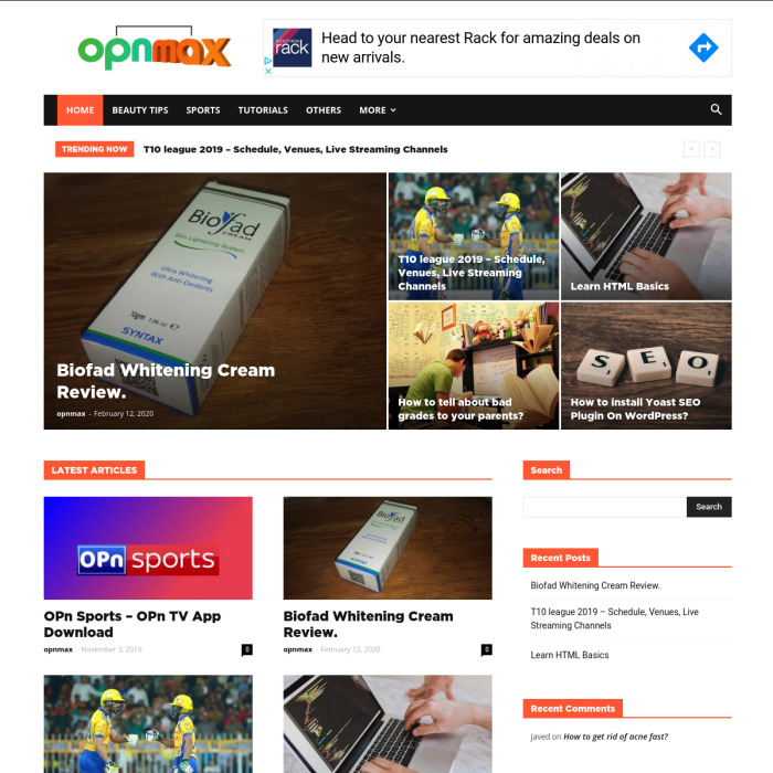 OPNMax.com