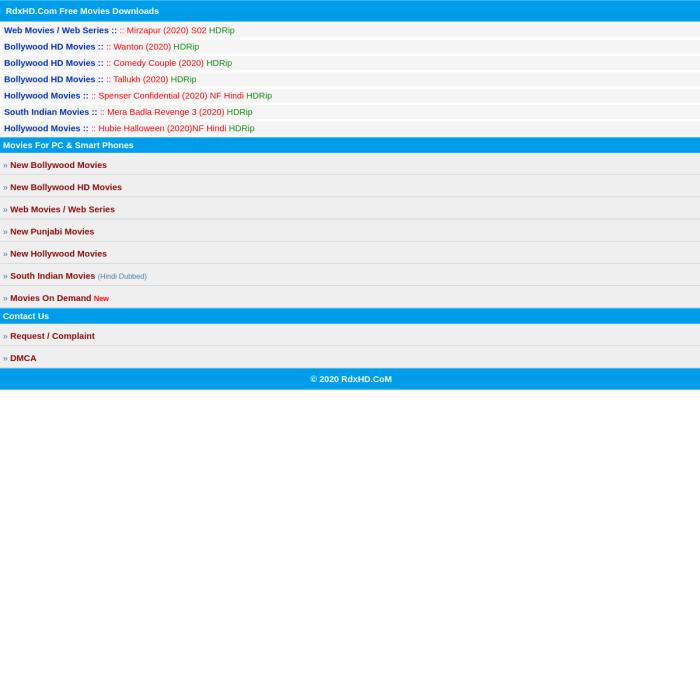 RDXHD1.site