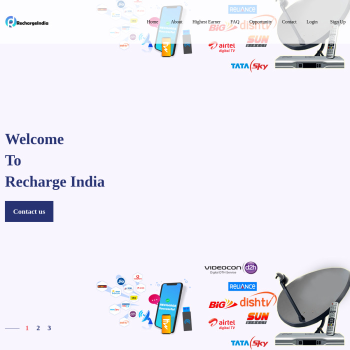 RechargeIndia.club