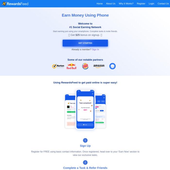 RewardsFeed.net