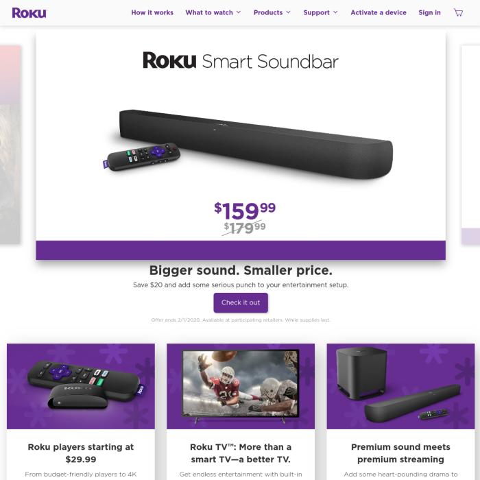 Roku.com