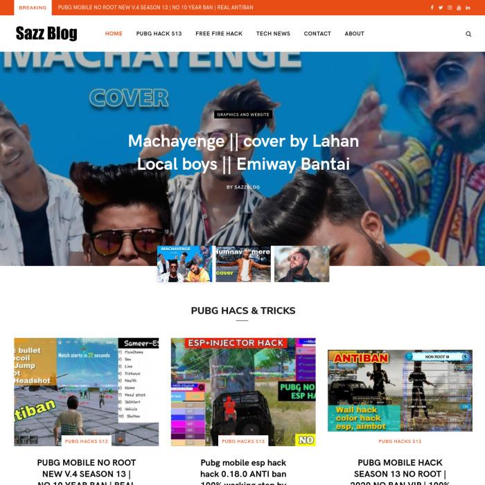 SazzBlogs.com