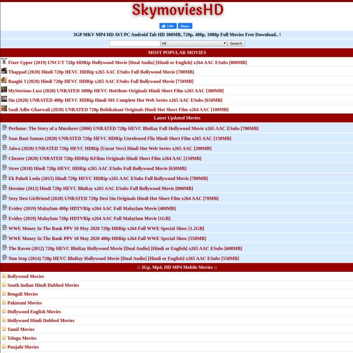 SkyMoviesHD.link