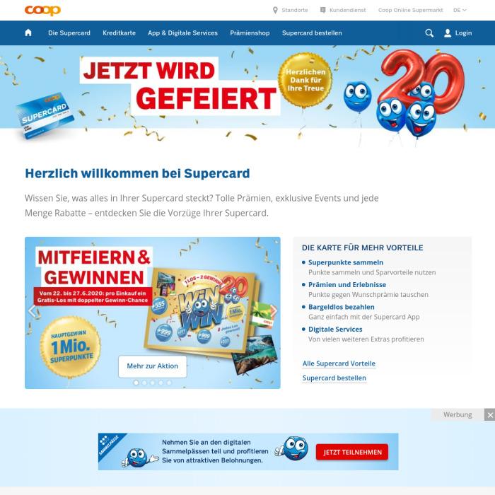 SuperCard.ch