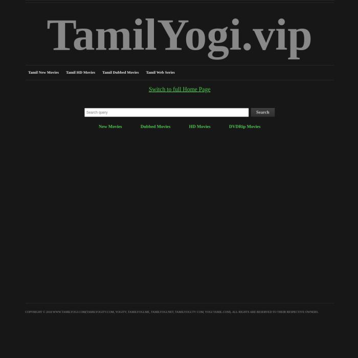 TamilYogi.cool
