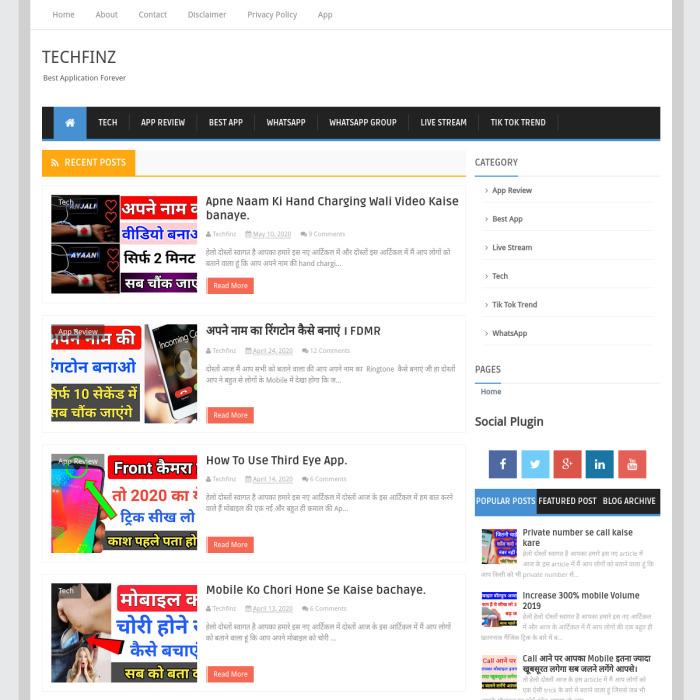 TechFinz.com