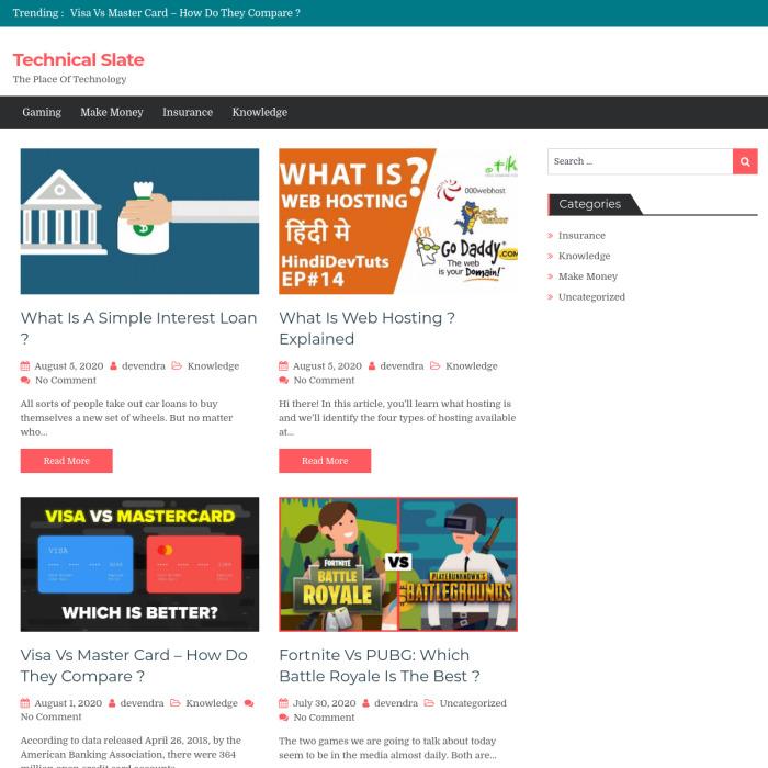 TechnicalSlate.com