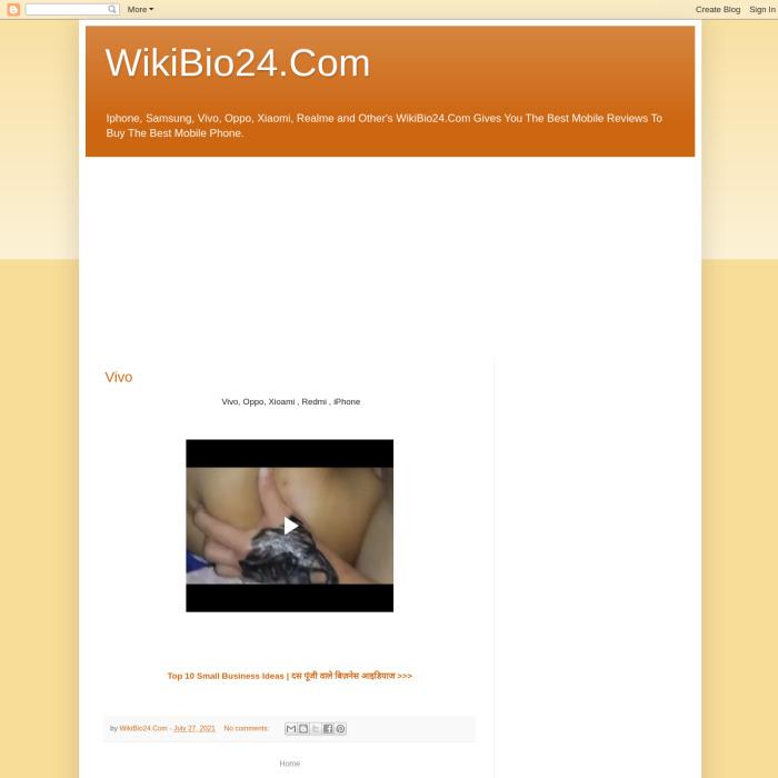 WikiBio24.com