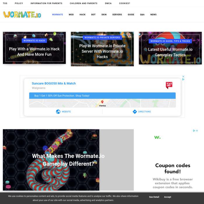 Wormateio.com