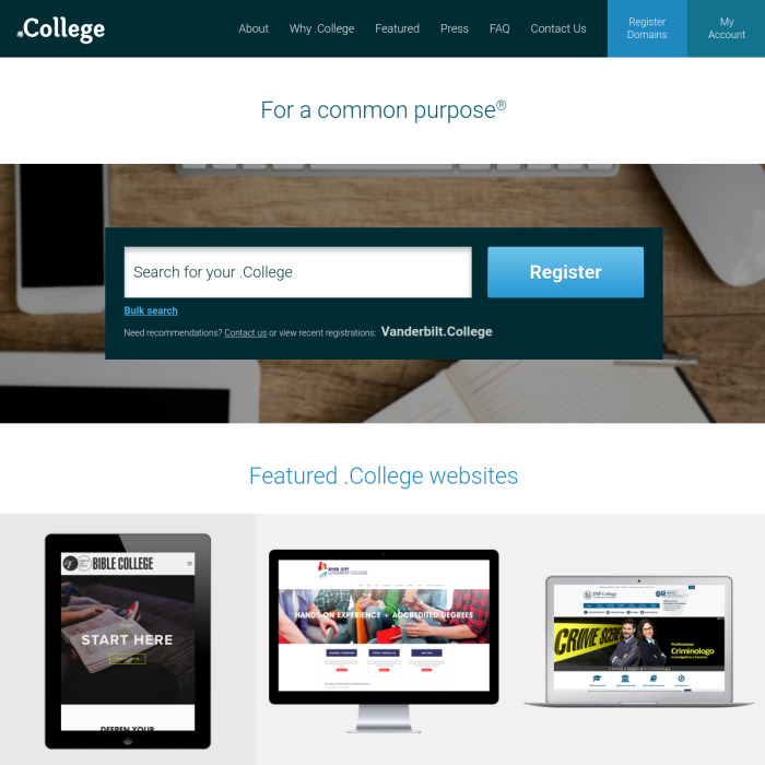 YourCourse.college
