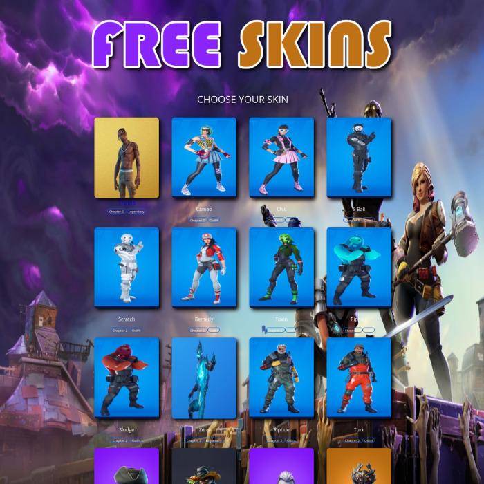 ️ www.BestFreeSkins.com - Best Free Skins on Fortnite ...