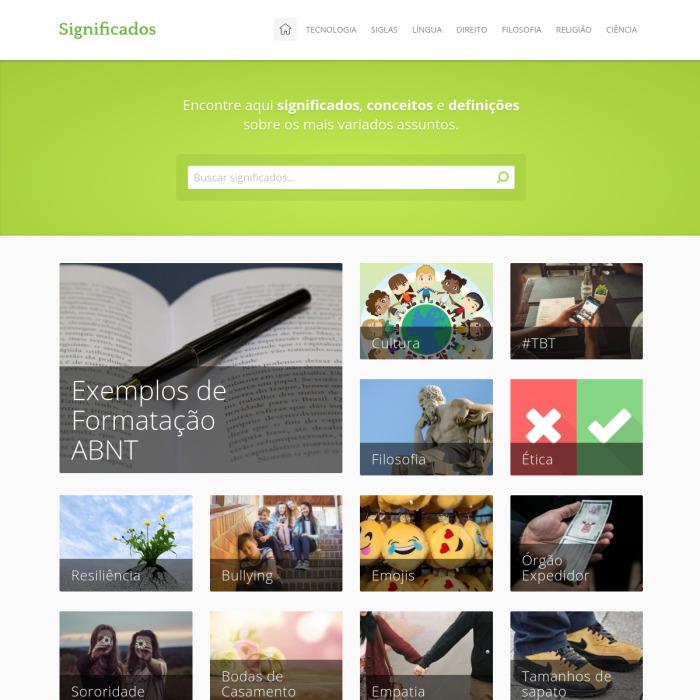 www.Significados.com.br