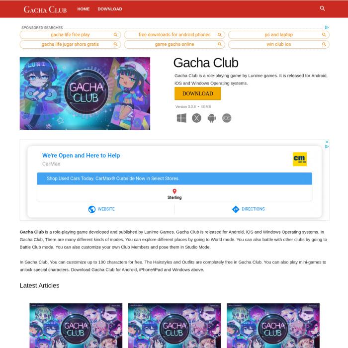 www.gachaclub.co